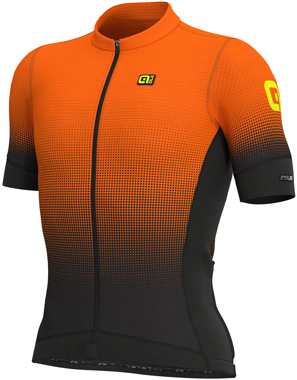 Alé Cycling PRS Dots Bike Jersey Shortsleeve Men orange black at ... 030ad9303